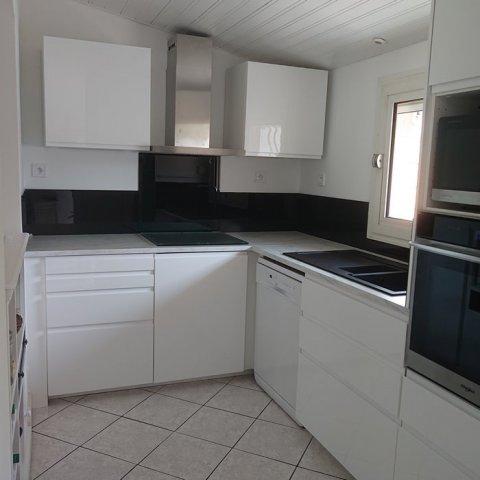 Rénovation cuisine à Toulon