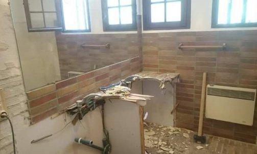 Salle de bain à Toulon