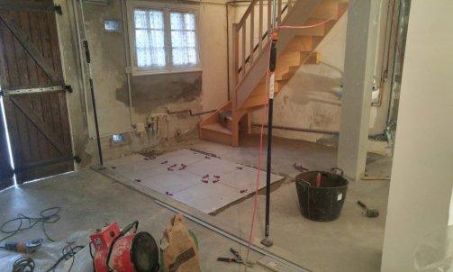 Transformation garage à Toulon